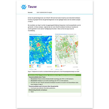 Plan van aanpak Tauw Utrecht